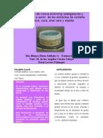 Articulo Crema Slimming