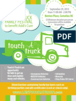 Touch a Truck 2013