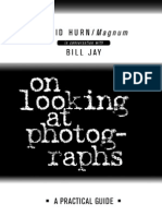 On Looking at Photographs
