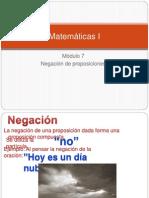 Matemáticas I módulo 7 para sordos