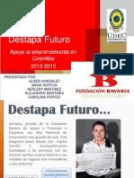 Destapa Futuro 2013