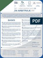 I Concurso Latinoamericano de Tesis en Arbitraje[1]