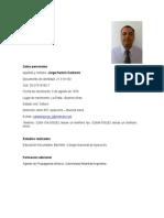 Jorge Fermin Cantarini