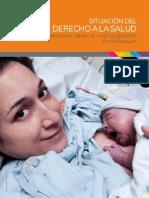 Situación del Derecho a la Salud Materna, Infantil y Adolescente en Paraguay
