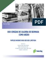 10 Uso Ceniza Como Arido - Hernan Ruiz Cantillana
