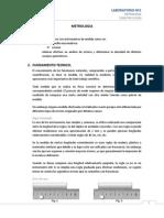 Metrologia Informe 1 Fis 100