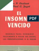 El Insomnio Vencido (P. Oudinot & Paul C. Jagot)