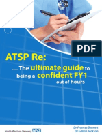 ATSP (asked to see patient) Booklet
