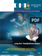 Siddhi Times - Vaikasi Digital Edition