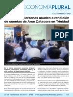 Boletín Economía Plural N° 55