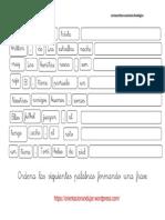 Conciencia Fonologica de Frases 6