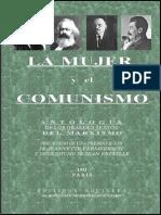 LA_MUJER_Y_EL_COMUNISMO  - Antología de textos marxistas.