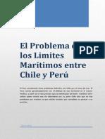 Problema Maritimo Entre Peru y Chile