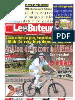 LE BUTEUR PDF du 05/07/2009