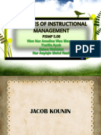 jacob kounin essay 5:03 essay kounin jacob jacob kounin, an essay outline format application college educational psychologist, became best known for his research of the effects of classroom management on.