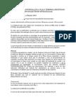 UN ANÁLISIS DEL POTENCIAL DE LA PLACA TERMINAL REGISTRADO CON UN ELECTRODO INTRACELULAR