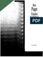 Piaget_Estudios Sociológicos_Pensamiento_sociocentrico