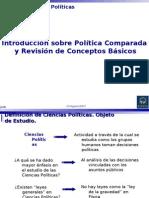Diapositivas 1- Clase política comparada