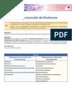 Urgencias Duchenne