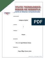 Ensayos Fco Javier Ortega Villegas