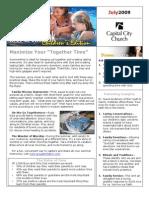 200907 Newsletter and Calendar