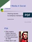 Social Media 4 Social Good