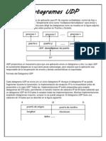 Datagramas UDP Y TCP