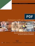Censura Sutil en Honduras