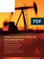 East Africa Oil Exploration