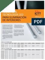 Tubos de Iluminacion Led Para Interiores-Jorge Gago