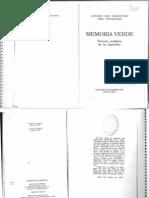 Brailovsky y Foguelman 1995. Memoria Verde Pp1-25