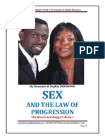 Sex and the Law of Progression
