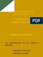 NORMA TEC. E.070 ALBAÑILERIA ESTRUCT.