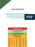 Mezcla de Mercadotecnia (1)