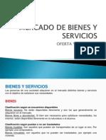 Mercado de Bienes y Servicios