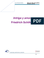 Friedrich Schiller Intriga y Amor