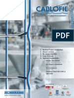 Brochure de Cablofil Compacto