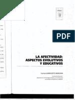 La Afectividad Aspectos Evolutivos y Educativos