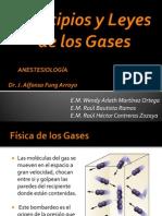 Principios y Leyes de Los Gases