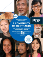 Communities of Contrast California 2013