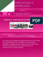 Planificacion y Modelado Expocision Unidad4