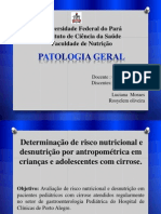 SLIDE Patologia Cirrose Final 2