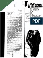 (2013_11_04) ASSMAN, Hugo. A Trilateral, nova fase do capitalismo. Petrópolis. 1979. pp. 7-26