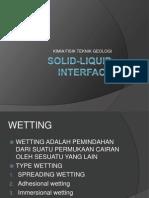 5solid Liquid Interface