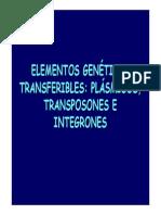 Tema 8 Elementos Geneticos Transferibles Plasmidos Transposones e Integrones (1)