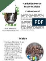 Presentación Fundación Por Un Mejor Mañana...