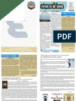 07-05-2009 EL Conquistador Boletín Semanal