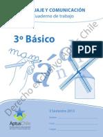 Cuaderno de Trabajo 3 Basico II Semestre 2013