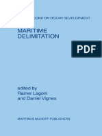 Rainer Lagoni, Daniel Vignes Maritime Delimitation Publications on Ocean Development, 53  2006.pdf