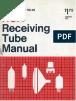 RCA TUBE MANUAL